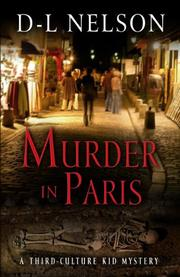 MURDER IN PARIS by D-L Nelson