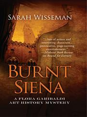 BURNT SIENA by Sarah Wisseman