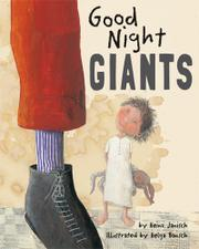 Cover art for GOOD NIGHT GIANTS