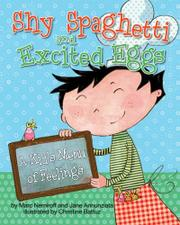 Cover art for SHY SPAGHETTI AND EXCITED EGGS