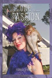 Cover art for ONE PASSION