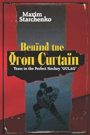 Book Cover for BEHIND THE IRON CURTAIN