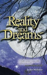 Cover art for REALITY AND DREAMS