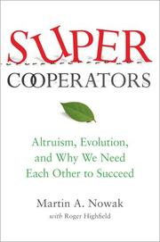 Cover art for SUPERCOOPERATORS