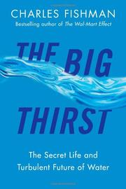 Book Cover for THE BIG THIRST