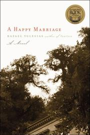 Book Cover for A HAPPY MARRIAGE