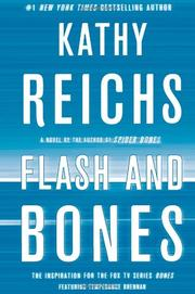 Cover art for FLASH AND BONES