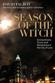 Book Cover for SEASON OF THE WITCH