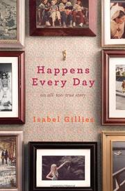 Cover art for HAPPENS EVERY DAY