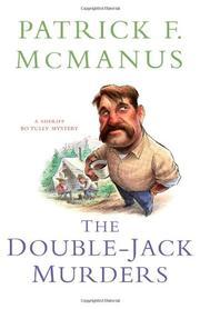 THE DOUBLE-JACK MURDERS by Patrick R.  McManus