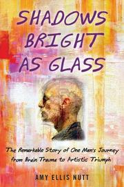 Cover art for SHADOWS BRIGHT AS GLASS