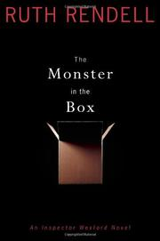 THE MONSTER IN THE BOX by Ruth Rendell
