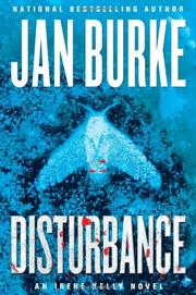 Book Cover for DISTURBANCE