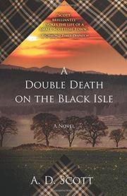 Cover art for A DOUBLE DEATH ON THE BLACK ISLE