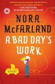 Book Cover for A BAD DAY'S WORK