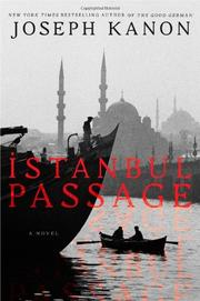 Cover art for ISTANBUL PASSAGE