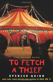 Cover art for TO FETCH A THIEF