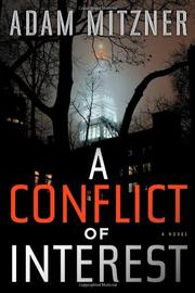 A CONFLICT OF INTEREST by Adam Mitzner
