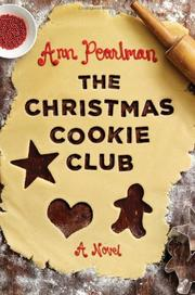 Cover art for THE CHRISTMAS COOKIE CLUB