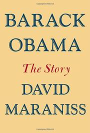 BARACK OBAMA by David Maraniss