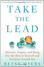 Book Cover for TAKE THE LEAD