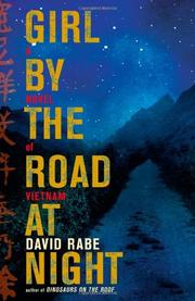 GIRL BY THE ROAD AT NIGHT by David Rabe