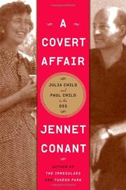 Cover art for A COVERT AFFAIR