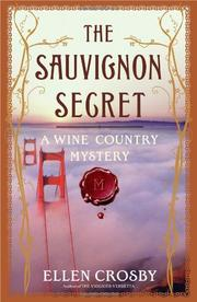 Cover art for THE SAUVIGNON SECRET