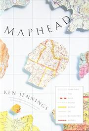 Book Cover for MAPHEAD
