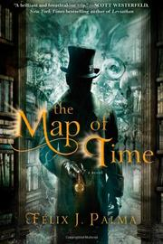 Cover art for THE MAP OF TIME
