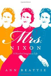 Cover art for MRS. NIXON