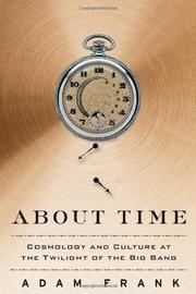 Cover art for ABOUT TIME