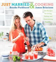 Book Cover for JUST MARRIED & COOKING