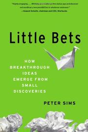 Book Cover for LITTLE BETS