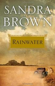 Book Cover for RAINWATER