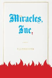 Cover art for MIRACLES, INC.