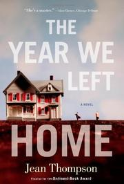 Book Cover for THE YEAR WE LEFT HOME