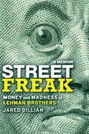 STREET FREAK by Jared Dillian