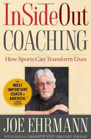 Book Cover for INSIDEOUT COACHING