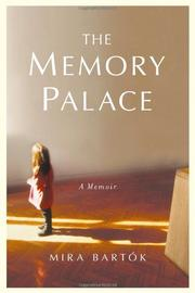 Book Cover for THE MEMORY PALACE