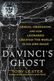 Cover art for DA VINCI'S GHOST