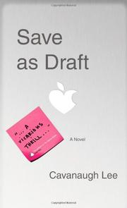 Cover art for SAVE AS DRAFT
