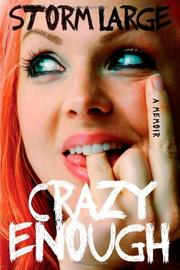 Cover art for CRAZY ENOUGH