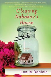 Cover art for CLEANING NABOKOV'S HOUSE