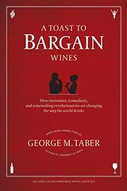 Cover art for A TOAST TO BARGAIN WINES