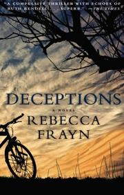 Cover art for DECEPTIONS
