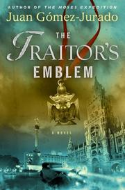 Book Cover for THE TRAITOR'S EMBLEM