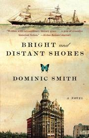 Cover art for BRIGHT AND DISTANT SHORES
