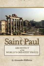 SAINT PAUL by Alexander Hillhouse