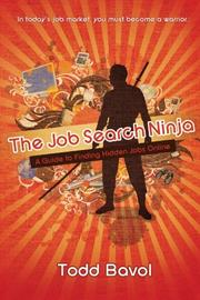 Cover art for THE JOB SEARCH NINJA